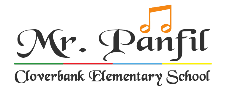 Mr. Panfil's Elementary School Music
